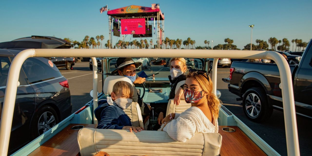 Drive-In Shows Keep Events Business Busy