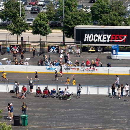 HockeyFest Drops Puck on Comeback
