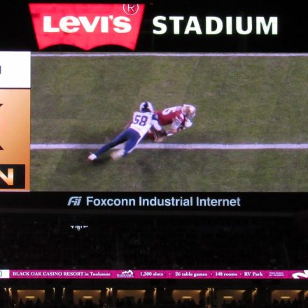 49ers Put 8K Video Tech Into Play
