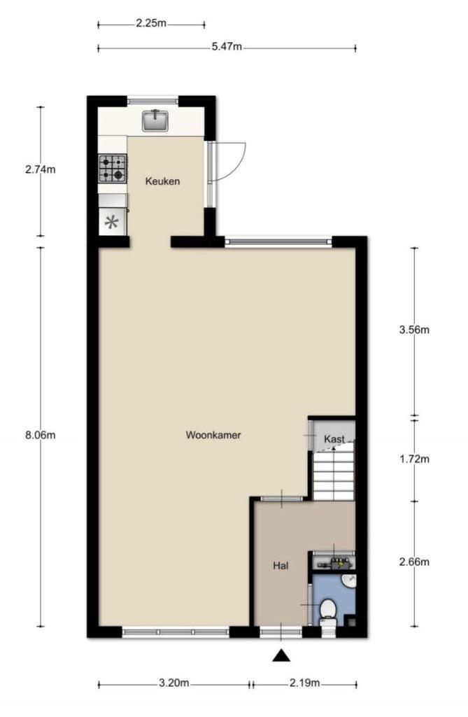 Ideale indeling huis for Woning indeling