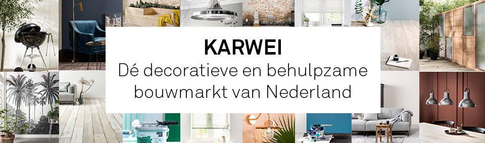 Beste kluswinkel verbouwkosten for Karwei openingstijden zondag