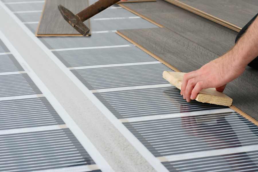 Eikenhouten Vloer Leggen : Vloerverwarming houten vloer verbouwkosten
