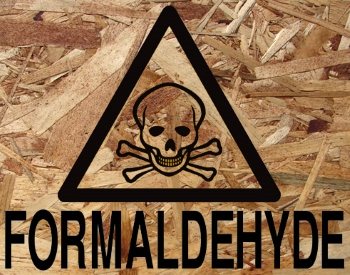 vocht in huis formaldehyde
