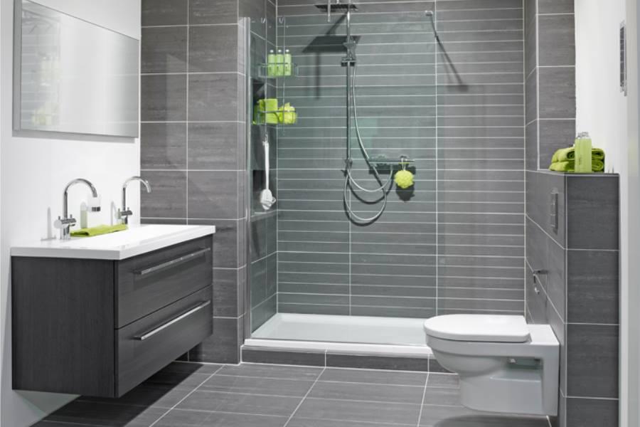 Badkamer Douche Vloeren : Inloopdouche vloer waterdicht maken verschillend muur douche