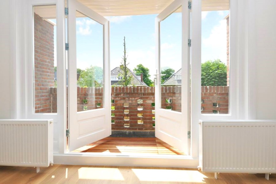 Openslaande deuren l kunststof of hout l openslaand of schuifpui