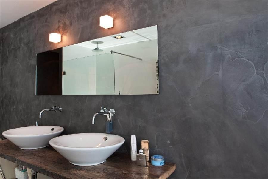 beton cir in badkamer en keuken prijzen en ervaringen grijze beton cir 2018. Black Bedroom Furniture Sets. Home Design Ideas