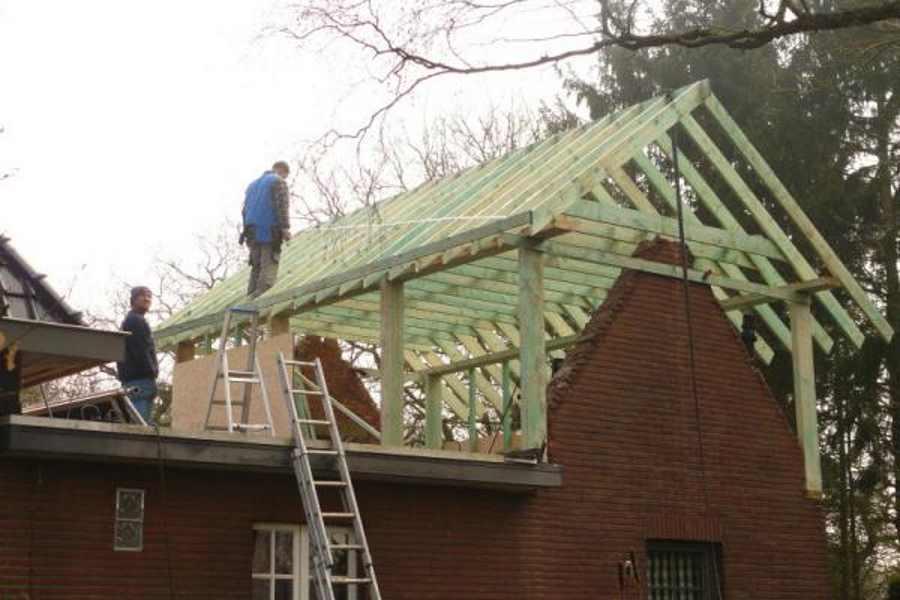 Dak verhogen verbouwkosten