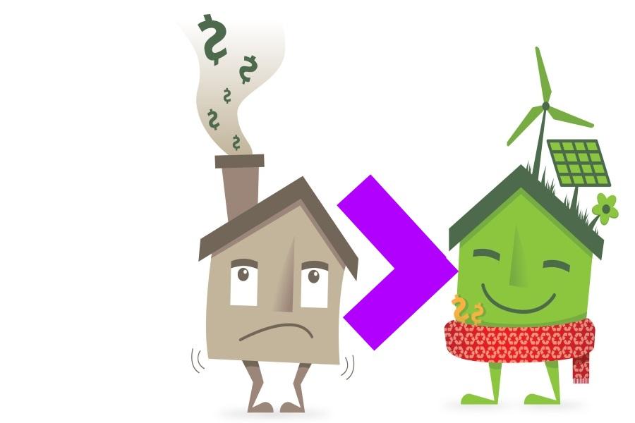 Duurzaam renoveren l waarom geld besparen op je woning 2018 for Huis duurzaam maken