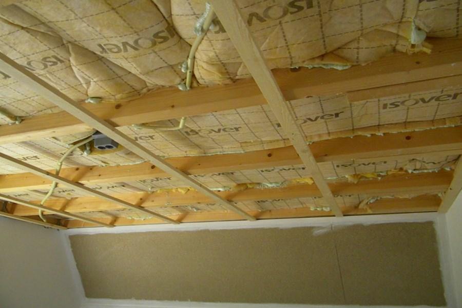 Geluidsisolatie Plafond maken in Appartement (prijs) - Verbouwkosten