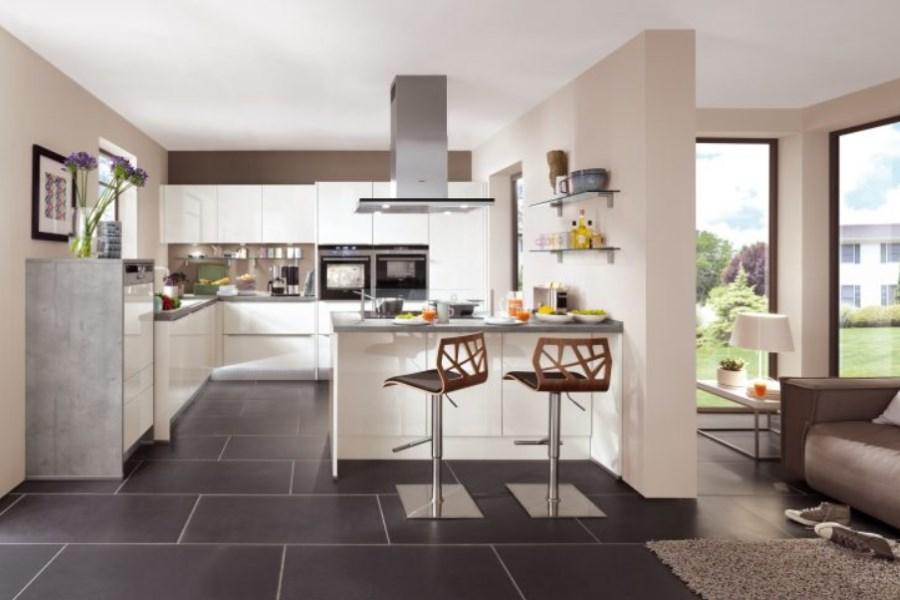 keuken uitbouw