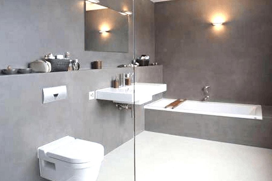 Microbeton en microcement (badkamer, keukenblad) Prijzen en ...
