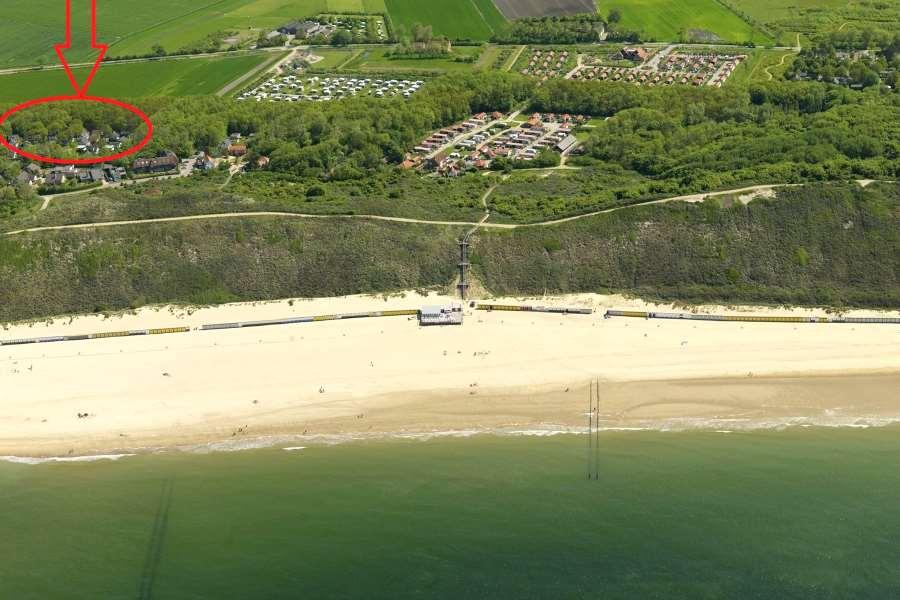 Vakantiehuisje huren zeeland aan zee