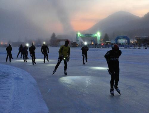 weissensee schaatsen