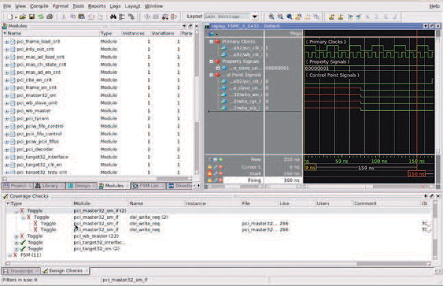 Mentor Graphics Questa CoverCheck enables verification to chase the right code-coverage
