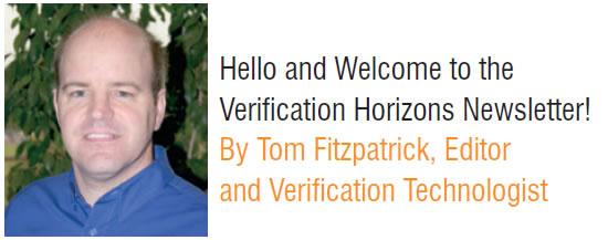 Tom Fitzpatrick - Verification Horizons