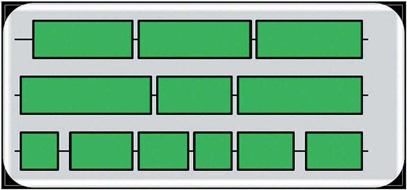 Figure 6 – Heavy Traffic Modulation Scenario