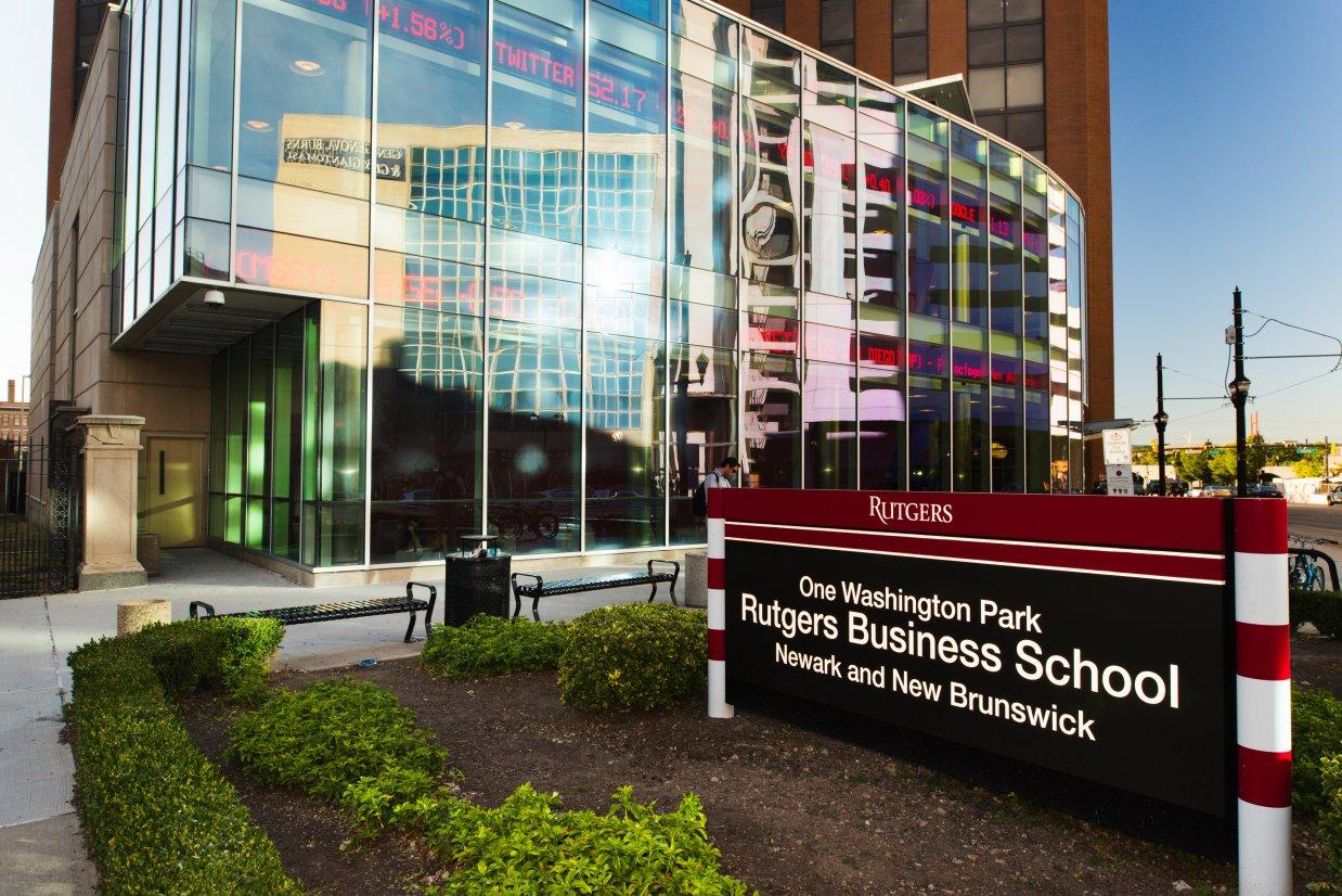 Rutgers Business School and Newark Venture Partners