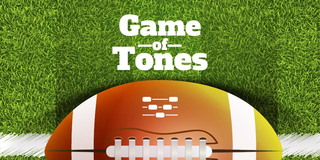 A Game of Tones: How well do you know your football networks?