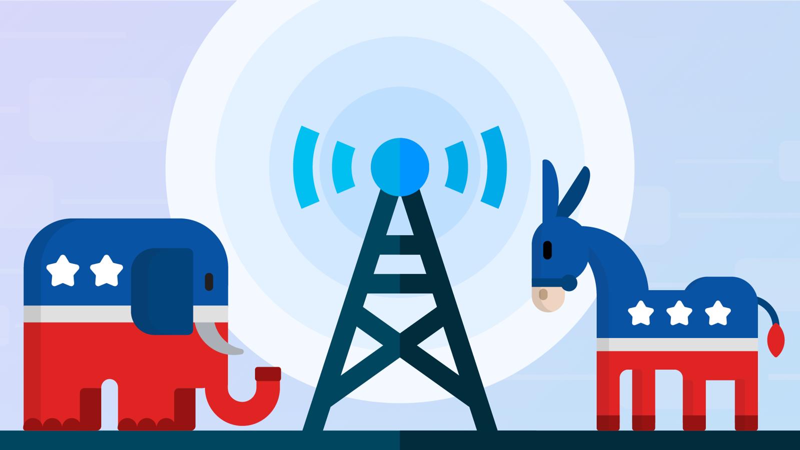 NEW DATA: Radio Rocks The Vote
