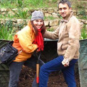 Pilar Sampietro i Ignacio Somovilla