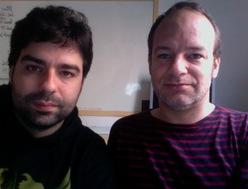 Foto de Lluc Güell i Jordi Oriola