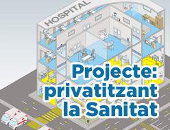 Foto de Projecte: privatitzant la Sanitat