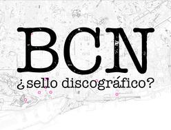 Foto de BCN, ¿sello discográfico?