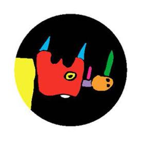 La cabeza del rinoceronte