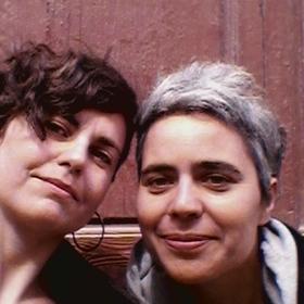 María Zafra y Raquel Marques