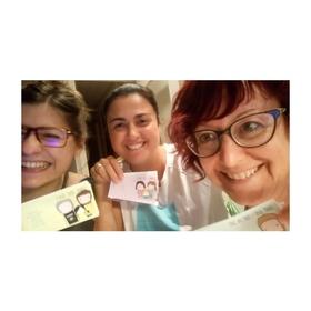 Natalia, Tonyi i Alba Bla