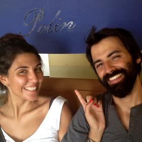 Patricia Polo y Pau Dachs
