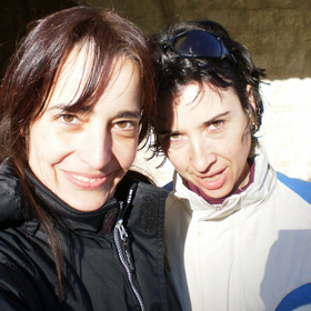 Cristina Mora i Neus Ràfols