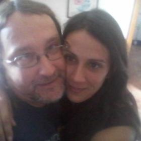 Davinia y Ángel