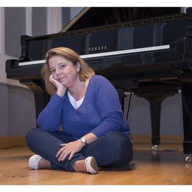Paz del Castillo Compositora-Pianista