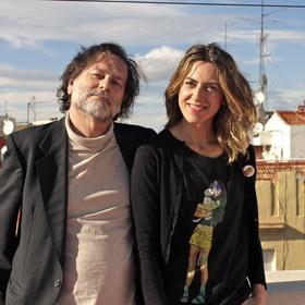 May Gañán y Jose María Mejorada