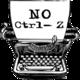 NO CTRL-Z GAMES