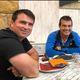 David Santiago y Juan Tapia