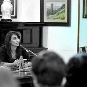 Natalia Menéndez-Escritora