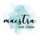 MAESTRA CON CLASE