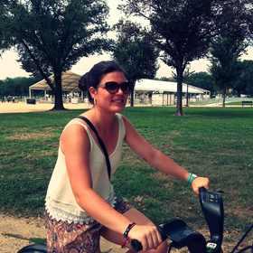 Dos ruedas, dos pedales (Laura Rincón)