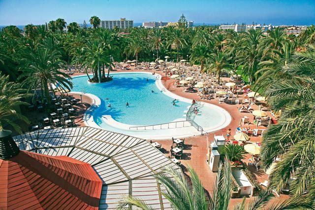Hotel Riu Papayas - Gran Canaria - Spanje