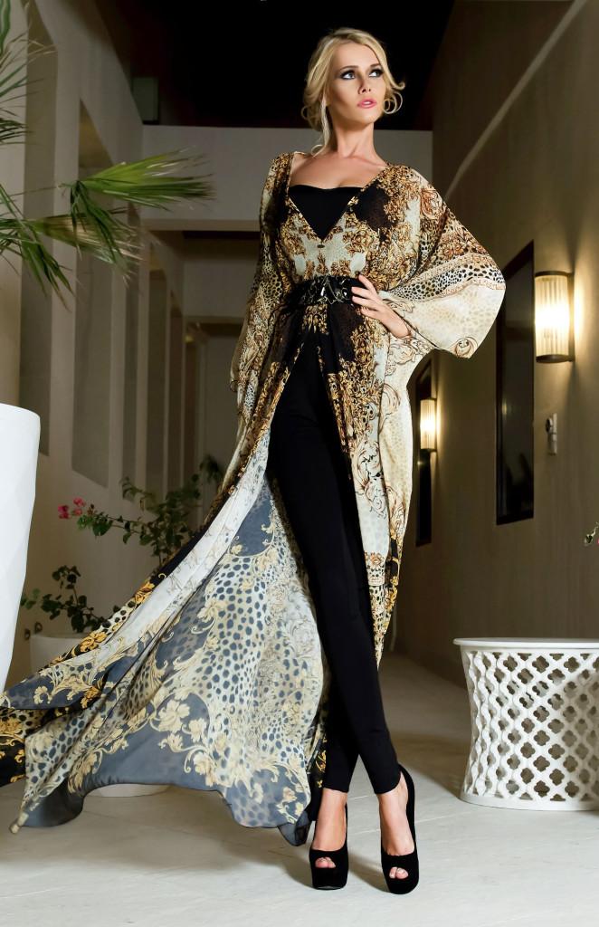 dubai style outfit