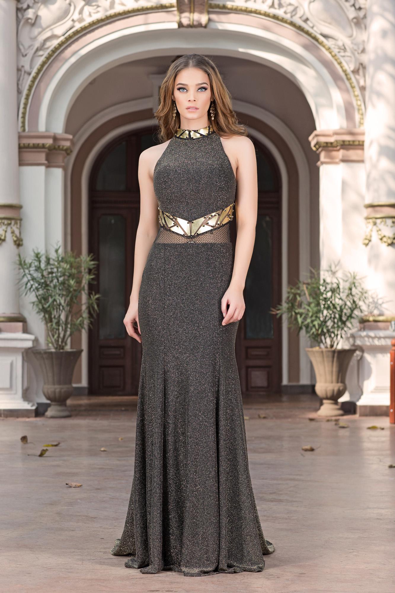 cbd3643bbab Briseida - Luxury evening dress