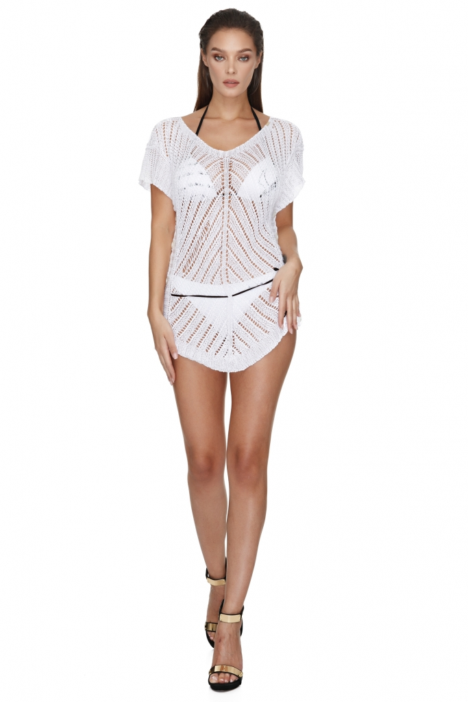 transparent-short-beachwear-dress-nicia-white