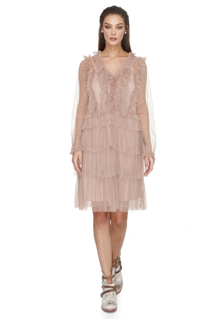 semi-sheer-nude-chiffon-dress-front1