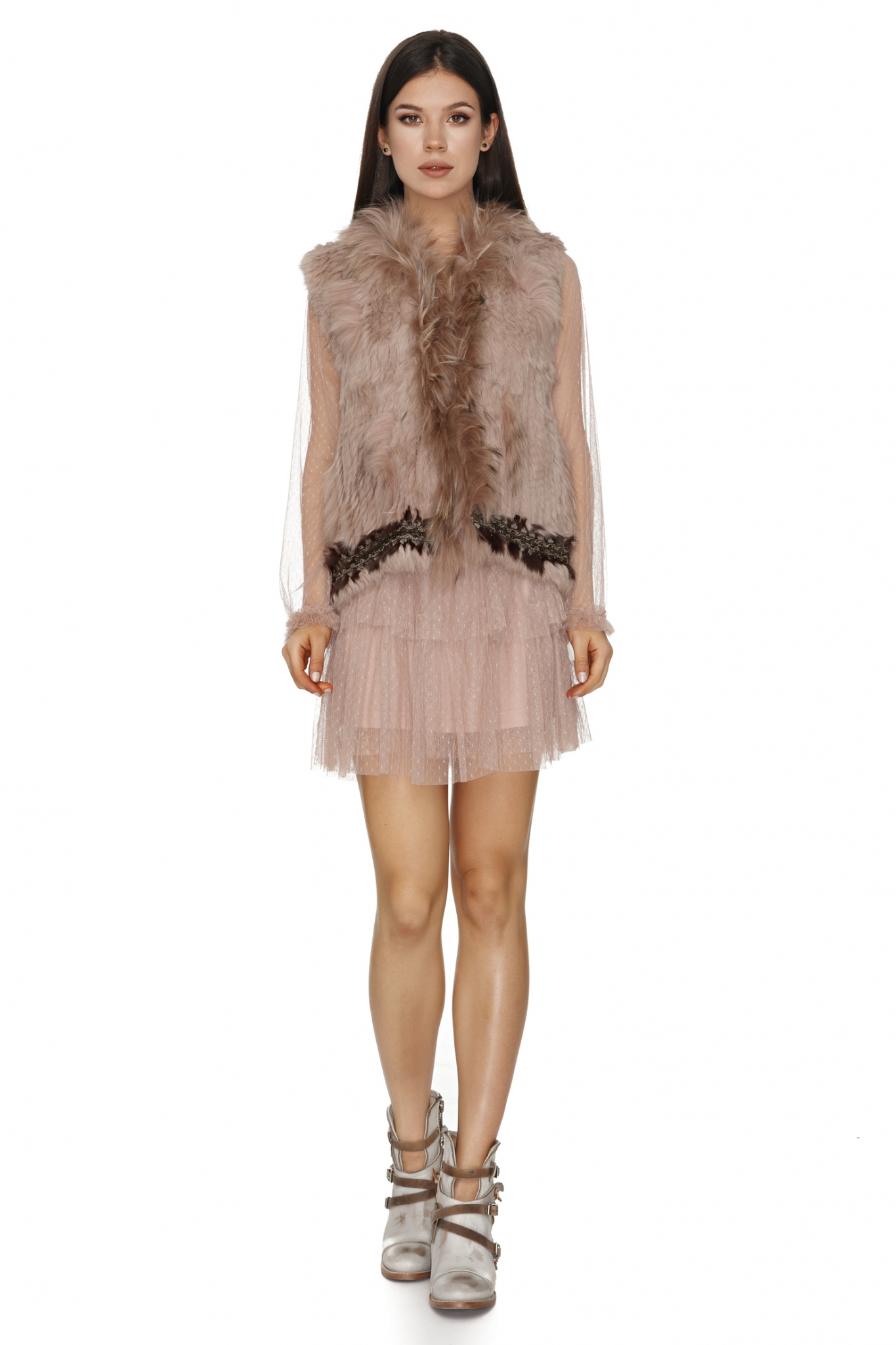 natural-rabbit-fur-vest-front1