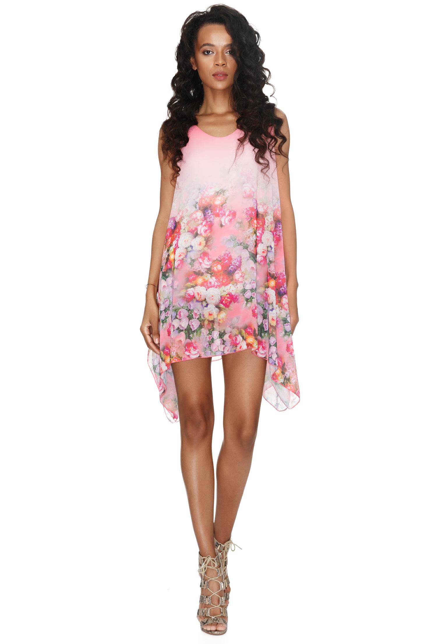 e0f541c1e476c Celosia Pink | Floral Sundress | Vero Milano Fashion Shop