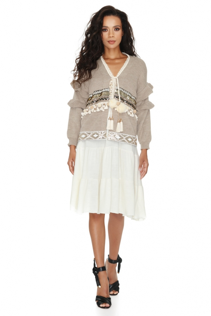 vero-milano-crop-knitwear-beige-cardigan