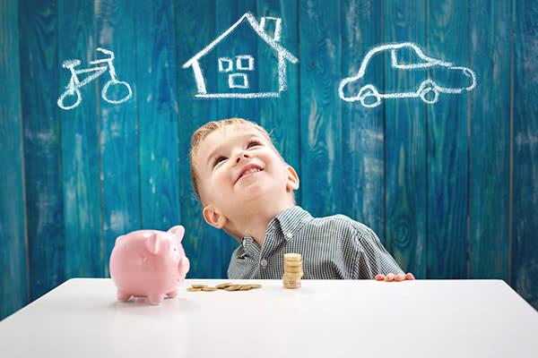 Teach Your Kids Positive Financial Habits
