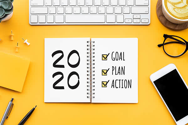 7 New Year's Resolutions for A Successful Financial Life